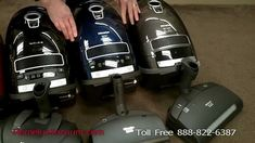 Miele C3 Marin, Brilliant & Kona Vacuum Review & Comparison - Miele Vacu...