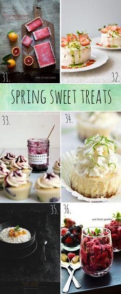 spring dessert images   Spring Desserts.