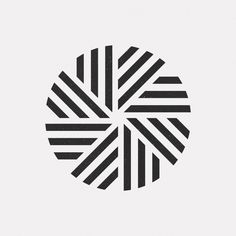 A new geometric and minimal design every day. Graphic Patterns, Graphic Design, Radial Pattern, Geometry Pattern, Geometric Logo, Geometric Shapes Design, Simple Geometric Designs, Dots Design, Logo Google