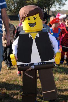 Han Solo Lego Star Wars Costume