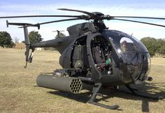 U.S. Army | MD Helicopters MH-6M Little Bird