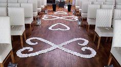 Wedding Aisle Decoartion by Eze Events Wedding Church Aisle, Wedding Aisle Outdoor, Aisle Runner Wedding, Wedding Aisle Decorations, Diy Wedding, Wedding Ceremony, Aisle Runners, Event Decor, Lanterns