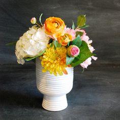 Carley Flower Arrangement by StemsandThings on Etsy