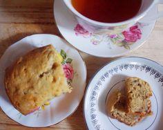 Try my delicious earl grey tea banana bread!