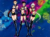 Sailor Stars Episode 173  A Farewell and a Meeting! The Fate of Shooting Stars
