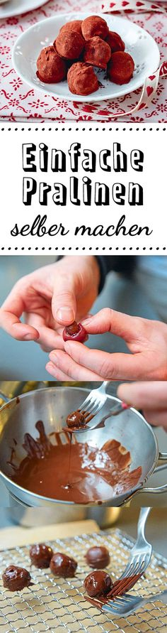 #pralinen #geschenkeausderküche #weihnachten