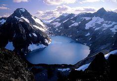 Silver Lake in Washington