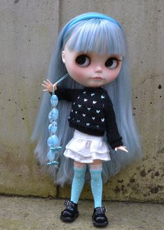 OOAK Blythe doll Shylee reserved for Ada by nhola on Etsy