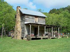Meade House ca. 1780