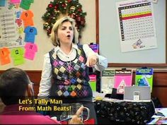 Math Song - Let's Tally Man