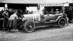 LE MANS 1923 - Chenard et Walcker Sport #10 -  Raoul Bachmann - Christian d´Auvergne