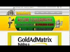 GoldAdMatrix КАК СДЕЛАТЬ РЕГИСТРАЦИЮ