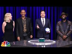 The Tonight Show Starring Jimmy Fallon: Catchphrase with Will Smith and Kirsten Dunst