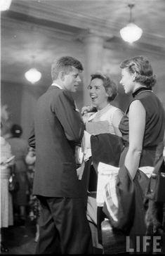 Jack & Ethel Kennedy