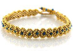 Golden Nepal Bracelet Kit