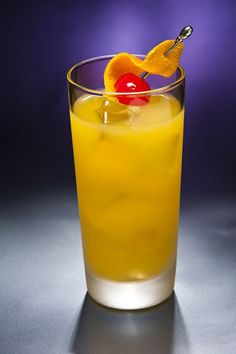 This cocktail became wildly popular during the disco era. It has since become a classic. Give it a try!