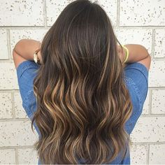 Natural Melt. Color by @brookedanaher #hair #hairtalk #hairenvy #hairstyles #haircolor #brunette #ombre #sunkissed #balayage #highlights #newandnow #inspiration #maneinterest