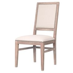 Hunter Dining Chair - Stone