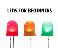Great instructables for young engineers just starting out with LEDs! Via noahw. This instructable shows how to wire up one or more LEDs in a in a basic and clear way. Never done any work before wit… Electronics Basics, Electronics Projects, Electronics Components, Led Projects, Projects To Try, Esp8266 Arduino, Diy Lampe, Light Emitting Diode, Tutorials