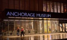 Visit #Anchorage #museum on your family #trip to #Alaska this year