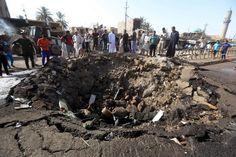 Iraq: 90 Dead In Car Bomb Attack - http://gazettereview.com/2015/07/iraq-90-dead-in-car-bomb-attack/