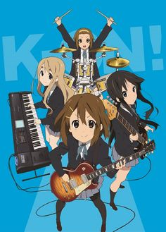 K-ON! Let´s Have a Fuwa Fuwa Time!
