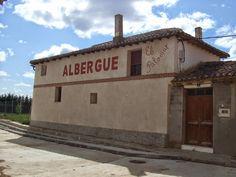 Albergue de peregrinos El Palomar, Ledigos, #Palencia #CaminodeSantiago