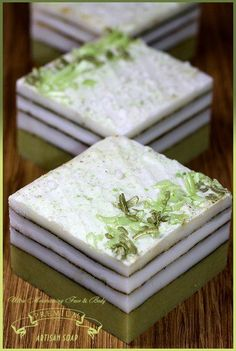 handmade soap by Mila Breeze