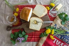 Dandelion Jelly Recipe - a homesteading skill. - A Ranch Mom Chokecherry Jelly, How To Make Jelly, Dandelion Jelly, Jelly Recipes, Fresh Lemon Juice, My Little Girl, Low Sugar, Spring Flowers, Food Print