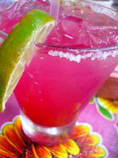 One container of pink lemonade, or strawberry lemonade 2 Cups of Vodka 2 Cups Sprite or 7-Up!