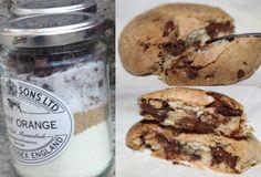 Homemade Cookies Jar, recette classique aux pépites de Chocolat