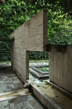 Carlo Scarpa (Italiano, 1906-1978) | Fondazione Querini Stampalia | Sestiere Castello, 5252, 30122 Venice, Italy | 1959-63 (With subsequent modifications by Valeriano Pastor and Mario Botta):
