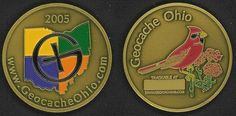 Ohio Geocoin