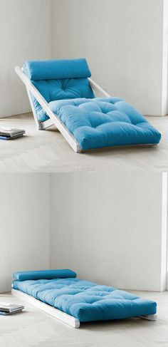 Reclining Chaise Reading Chair