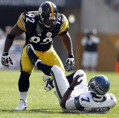 f5f3c8e78 And the Steelers are better for it. James Harrison played for the Steelers  for a decade. And the Steelers are better for it.