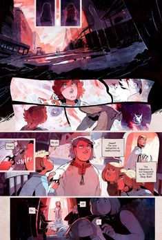 Stand Still. Stay Silent - webcomic, page 482 Comic Book Layout, Comic Book Pages, Bd Comics, Manga Comics, Storyboard, Grafic Novel, Illustrations, Illustration Art, Comic Frame
