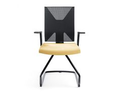 """The Raya family of chairs represents our commitment to the comfort of employees. RAYA is a modern and user-friendly office chair. Ergonomic design, adjustable armrests, backrest height, seat height and depth, coupled with the SYNCHRO mechanism enable the so-called """"dynamic sitting"""". As a result, the chair meets expectations of those who spend up to over ten hours at their desks."""