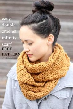 Check out Fall Fashion Trends That You Can DIY On The Cheap | Crochet a Chunky Scarf by DIY Ready at http://diyready.com/fall-fashion-trends-diy/