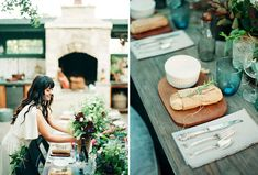 Farm-to-Table Wedding Inspiration | Green Wedding Shoes Wedding Blog | Wedding Trends for Stylish + Creative Brides
