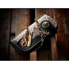 Concho button -Dragon hook- wallet Accessory - Key Hook- Leathercraft Supplies…