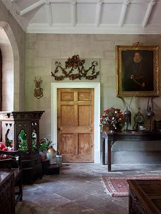 English Country House by James Peill Kentchurch