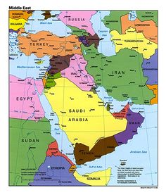 Dying to go to travel around the Middle East