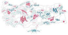 Türkiye'nin Roman Haritasına Göz Atmaya Ne Dersiniz ?   @aysenur #turkiyeromanharitasi