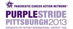 PurpleStride Pittsburgh 2013  #PurpleStride 2013 #fight pancreatic cancer  #pancreatic cancer action network