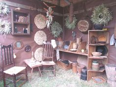 Days of the Pioneer Antique Show - at the Museum of Appalachia and presented by A Simple Life Magazine.  www.daysofthepioneer.com