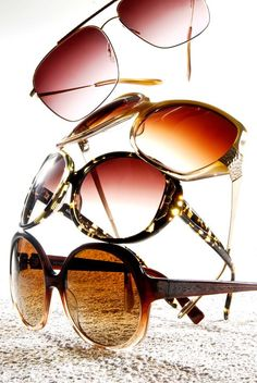 sunglasses/ vogue magazine