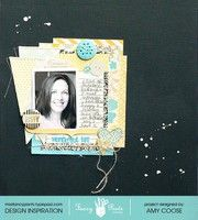 A Project by amy coose from our Scrapbooking Gallery originally submitted 04/04/13 at 01:38 PM