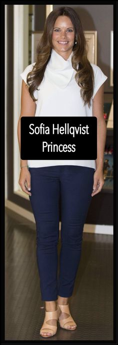 PRINCESS SOFIA WEARING SOFIE BLY SHOES  www.sofiebly.se