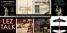 Give Short Fiction A Chance! - 12 Diverse Short Story Collections And Anthologies That Will Win You Over