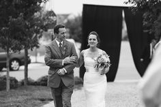 Southern wedding - outdoor ceremony